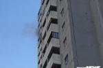 TRỰC TIẾP: Cháy chung cư Fodacon – Hà Đông, hàng trăm cư dân tháo chạy