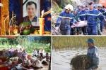 Những hình ảnh xót xa trong một tuần mưa lũ lịch sử hoành hành