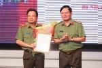 Trao quyết định bổ nhiệm 14 lãnh đạo Cục Truyền thông Công an Nhân dân