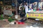 Người phụ nữ bán đậu phụ bị bắn chết giữa chợ: Công an Hải Dương thông tin chính thức