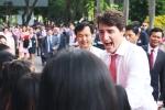 Thủ tướng Canada không tới dự họp TPP, đàm phán hoãn vô thời hạn