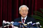 100% thống nhất giới thiệu Tổng Bí thư Nguyễn Phú Trọng để bầu làm Chủ tịch nước