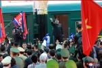 Báo Triều Tiên: Chủ tịch Kim Jong-un được Việt Nam tiếp đón nồng hậu trong chuyến công du tới Hà Nội