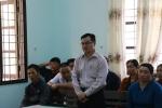 Nguyên Phó Viện trưởng VKSND huyện nhận hối lộ lĩnh án