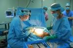 Bệnh nhân dị tật bẩm sinh được phẫu thuật chỉnh hình miễn phí ở Thái Nguyên