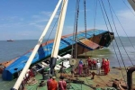 'Hô biến' tàu hàng thành 'tàu Nghị định 67': Từ đâu chui về Phú Quý?
