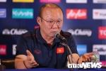 Báo Thái Lan hiểu nhầm, HLV Park Hang Seo khẳng định không khinh thường King's Cup
