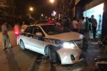Người thiệt mạng khi va chạm với ô tô tuần tra của CSGT là quân nhân