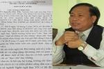 Bị tố cáo đạo văn, giáo sư ngôn ngữ gửi đơn kiến nghị lên Thủ tướng