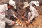 Đi làm rẫy, người dân phát hiện hầm đạn pháo ở biên giới Việt - Lào