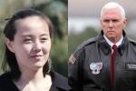 Phó Tổng thống Mỹ và em gái ông Kim Jong-un được xếp chỗ ngồi thế nào khi đến Hàn Quốc?