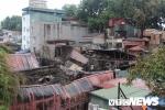Cháy lớn gần Bệnh viện Nhi Trung ương, Hà Nội: Quận Đống Đa thông tin chính thức