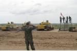 Tuyển Việt Nam lần đầu tham dự giải đấu tăng Tank- biathlon