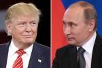Putin và Trump được bình chọn quyền lực nhất, nhì thế giới