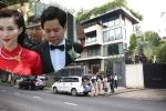 Cận cảnh biệt thự hoành tráng của Hoa hậu Đặng Thu Thảo và đại gia Trung Tín