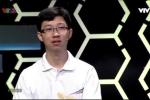 Tròn mắt xem 'Cậu bé Google' Phan Đăng Nhật Minh vượt chướng ngại vật sau 1 câu hỏi
