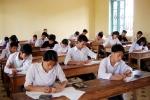 Đáp án đề thi môn Toán học kỳ 1 lớp 12 tại Bến Tre