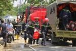 Nữ chủ nhân chết cháy trong căn biệt thự ở Sài Gòn