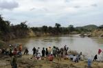 Lật thuyền 21 người rơi xuống sông, thi thể nạn nhân thứ 3 được tìm thấy