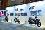 Ngắm các mẫu xe gắn máy Yamaha suốt chiều dài 20 năm tại Việt Nam