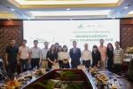 1400 golfers tham du Bamboo Airways Golf Tournament 2018 hinh anh 2