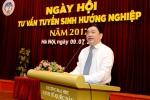 Hiệu trưởng ĐH Kinh tế Quốc dân: Điểm chuẩn năm nay sẽ tăng nhẹ