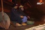 Hà Nội: Những phận đời nhọc nhằn mưu sinh giữa đêm đông giá rét