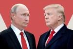 Tổng thống Trump bất ngờ nêu điều kiện dỡ bỏ lệnh trừng phạt Nga