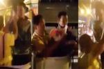 Video: Xử lý vi phạm, CSGT bị tài xế đánh bay mũ giữa đường