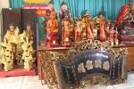 Tóm gọn 6 kẻ gây ra 21 vụ trộm cắp đồ thờ cúng