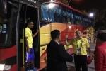 Hy hữu: Tài xế bị bắt khi đang lái xe chở đội nữ Myanmar dự SEA Games