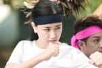 Maya vất vả nhập vai 'cô con trai' trong 'Xóm trọ 3D'