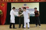 Hơn 1.400 nhân viên y tế BVĐK tỉnh Phú Thọ học cách chống bạo lực trong bệnh viện