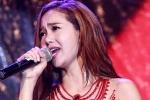 Cư dân mạng tranh cãi gay gắt vì giọng hát live của Minh Hằng