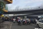 Ngày mai, thông xe nhánh cầu vượt 'giải cứu' cửa ngõ Tân Sơn Nhất