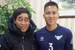 Trò cưng nhà bầu Đức được thầy Park Ji Sung đón ở Hàn Quốc