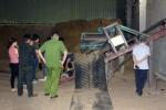 Bị cuốn vào băng tải, một công nhân thiệt mạng thương tâm