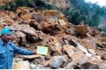 Mưa lớn gây sạt lở 1.000 m3 đất đá, chia cắt tuyến đường Nha Trang - Đà Lạt