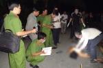 Nam thanh niên chém chết người ở Bà Rịa – Vũng Tàu