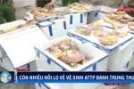 Bánh bẩn 'đánh chiếm' thị trường Tết Trung thu