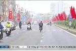 Cận cảnh 'đường cong dát vàng' mới khánh thành ở Hà Nội