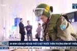 An ninh sân bay Nội Bài thắt chặt cấp độ cao nhất trước giờ G