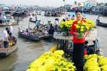 Lạc bước vào 'vùng đất mỹ nhân' ở miền Tây nước Việt