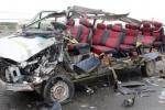Tai nạn 6 người chết ở Tây Ninh: Tốc độ của xe khách 16 chỗ gây bất ngờ