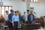 Vụ vỡ đường ống nước sông Đà: Nguyên lãnh đạo Vinaconex xin tòa xét lại cho các bị cáo