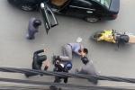 Nạn nhân kể phút bị nhóm côn đồ đánh dã man trên phố Hải Phòng