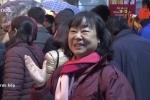 Video: Phố bán vàng ở Hà Nội nô nức, sôi động ngày vía Thần Tài