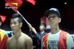 Thắng knock-out đối thủ Indonesia, võ sỹ Việt Nam lần đầu tiên giành đai WBC châu Á
