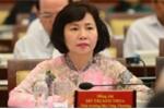 Xem xét kỷ luật Thứ trưởng Hồ Thị Kim Thoa