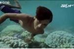 Kỳ lạ bộ tộc 'mắt cá' có khả năng nhìn thấu đại dương